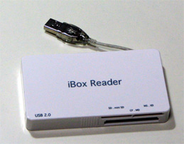 Iboxreader